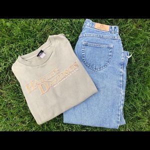 Authentic Harley Davidson Tee